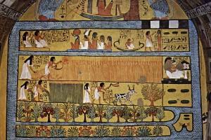 Egipatski svijet mrtvih