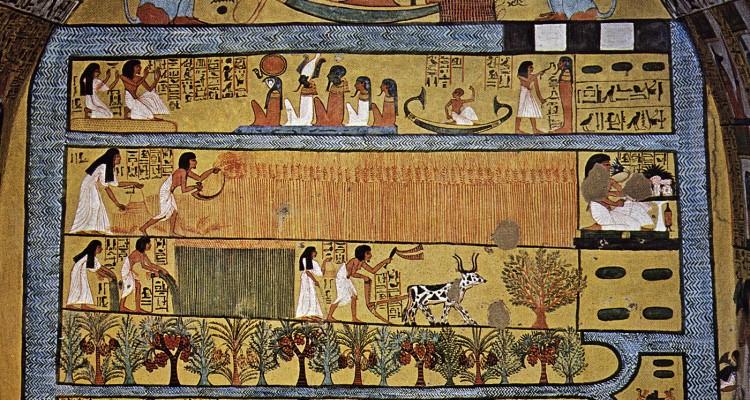 6 - Egipatska mitologija  Egipatski_svijet_mrtvih-750x400