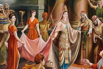 Doček kraljice od Sabe
