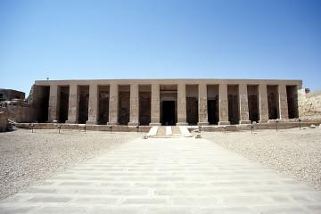 Abidos, hram Setija I.