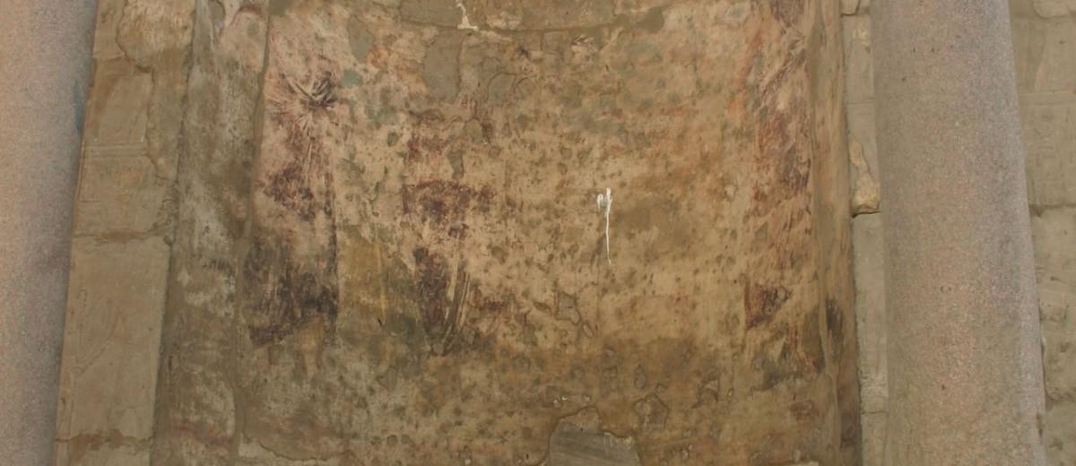 Svetište hramskog kompleksa u Luksoru