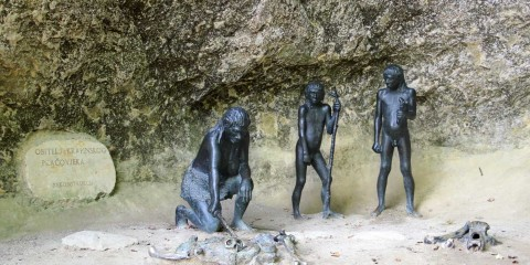 Nastambe starijeg kamenog doba - Krapina
