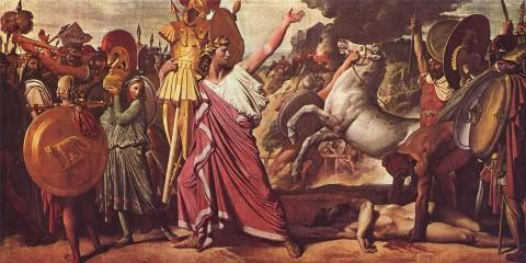 Romulus osvojitelj Acrona