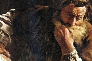 Arhimed mislioc (ulje na platnu Domenico Fetti)