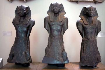 Senusret III, Deir el-Bahri