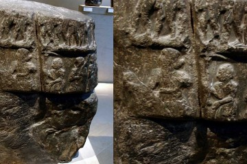 Pobjednicka stela Sargona, kralja Akada, o. 2300 BC, Suza.
