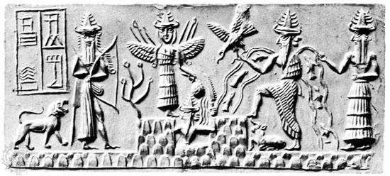 bog mitologije